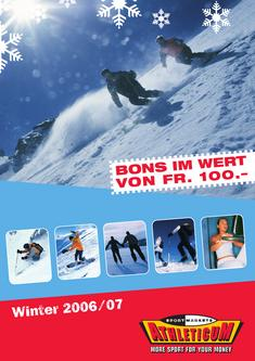 Winter-Flyer 2006/07