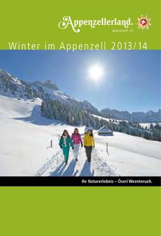 Winter im Appenzell 2014