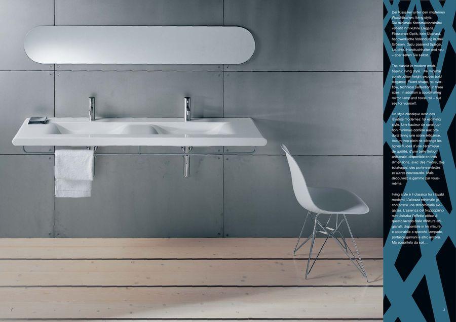 Möbel CASE for Living Style von Laufen Bathrooms
