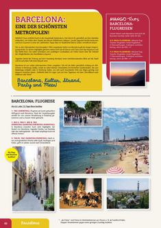 Busreisen nach Barcelona 2013