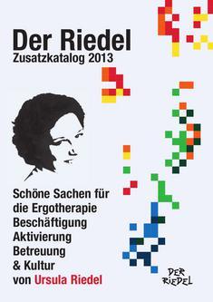 Riedel Zusatzkatalog von Ursula Riedel 2013