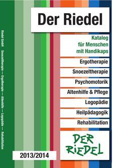 Der Riedel – Katalog für Menschen mit Handikap 2013-2014