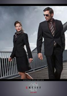 Greiff - Corporate Wear 2009