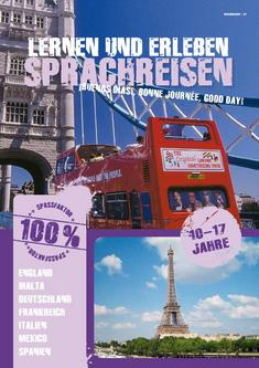 Sprachreisen UK Sommer 2011