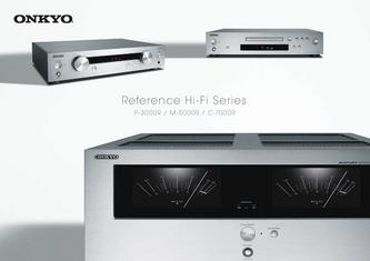 Reference Hi-Fi Series 2011