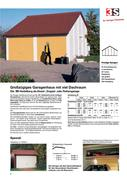 garagen carports 2007 von 3s garagen. Black Bedroom Furniture Sets. Home Design Ideas