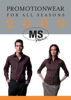Promotionwear 2009