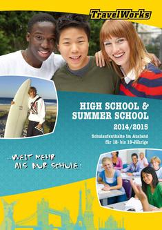 Schüleraustausch 2014/15