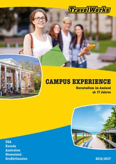 Campus Experience 2016/2017