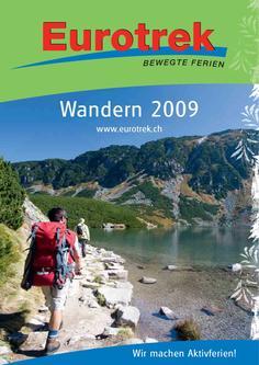 Wandern 2009
