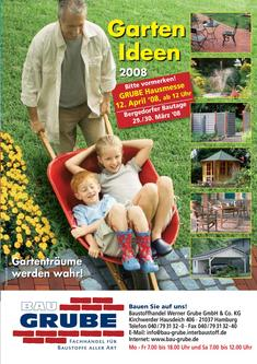 Gartenkatalog 2008