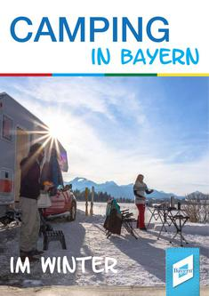 Wintercamping in Bayern 2016
