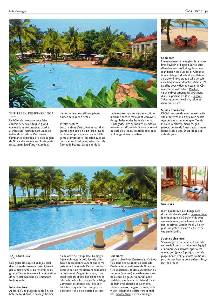 Seite 14 von Katalog Indien Reisen