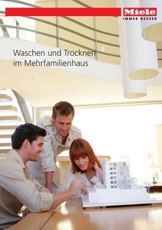 Waschen und Trocknen im Mehrfamilienhaus 2011