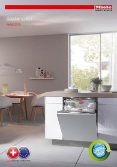 Miele Geschirrspuler 55 Cm Breite