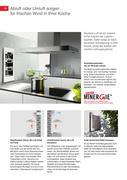dunstabzugshaube umluft in kochen backen garen 2012 von miele. Black Bedroom Furniture Sets. Home Design Ideas