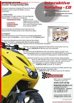 Scootermatic Katalog