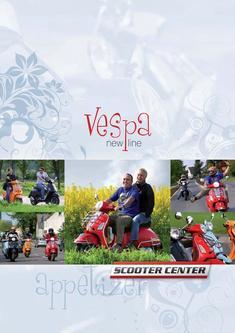 New Vespa