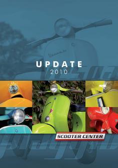 Vespa Update 2010