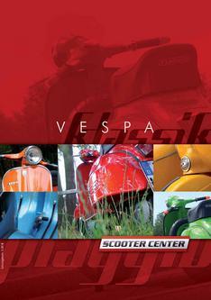Vespa Ersatzteile 2008