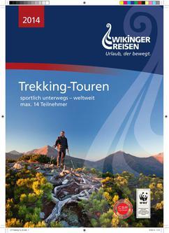 Trekking weltweit 2014