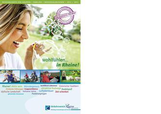 Wohlfühlen in Rheine! Freizeitbroschüre 2012/2013