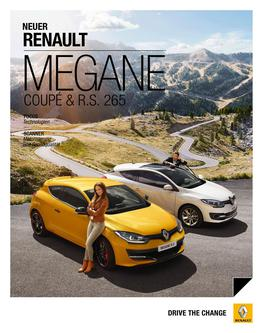 Renault Megane Coupe 2015