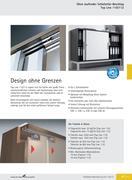 innenliegende schiebet r in hettich katalog 2008 von k tter siefker. Black Bedroom Furniture Sets. Home Design Ideas