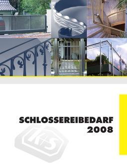 Schlossereibedarf 2008