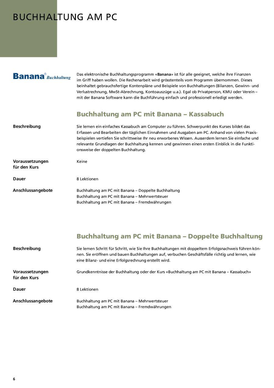 Seite 7 Von Rechnungswesen Buchhaltung