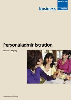 Personaladministration