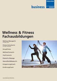 Wellness & Fitness Fachausbildungen