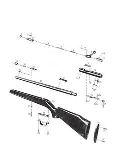 1391 - Einzellader Sportkarabiner01/1966