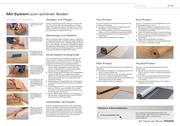 parador laminat 2 stab in bodenkatalog 2007 von parador. Black Bedroom Furniture Sets. Home Design Ideas