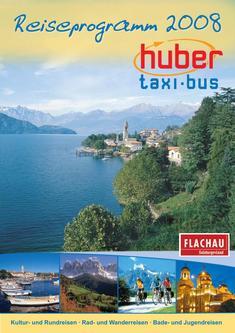Reiseprogramm 2008