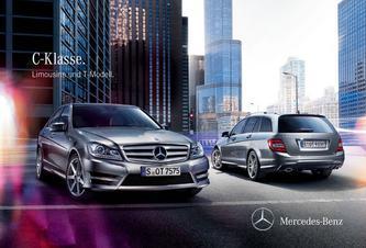Mercedes-Benz C-Klasse WS204 2012