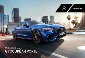 AMG GT Coupe a 4 Porte 06/2018 (Italienisch)