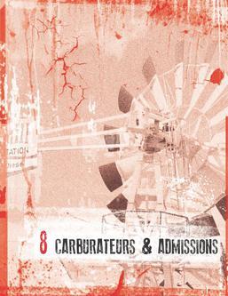 Carburateurs & Admissions 2013 (Französisch)