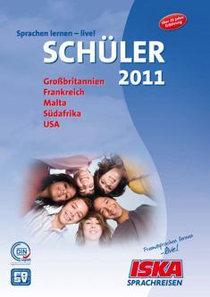 Sprachen lernen - live! Schüler 2011