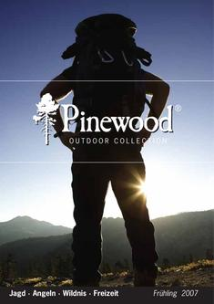 Pinewood Outdoor Collection 2007