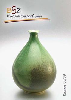Keramikbedarf 2008/2009