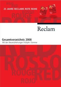 Gesamtverzeichnis 2008