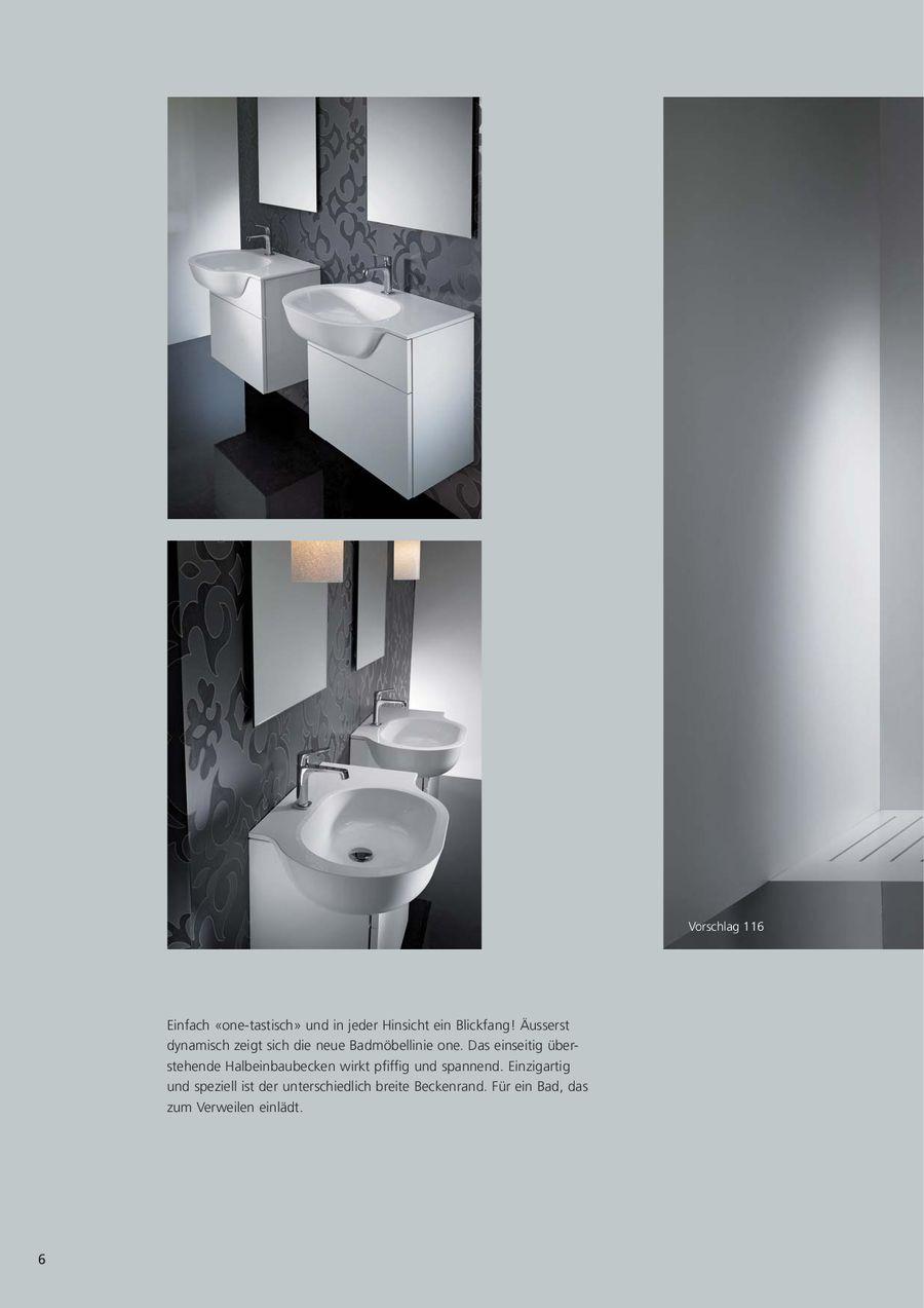 badmöbel 2008 von 4b badmöbel, Badezimmer ideen