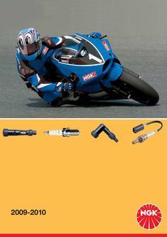 Motorradkatalog 2009-2010