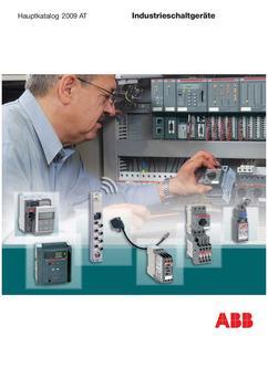 Industrieschaltgeräte 2009