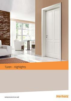 signum t ren in t ren highlights 2010 von herholz. Black Bedroom Furniture Sets. Home Design Ideas