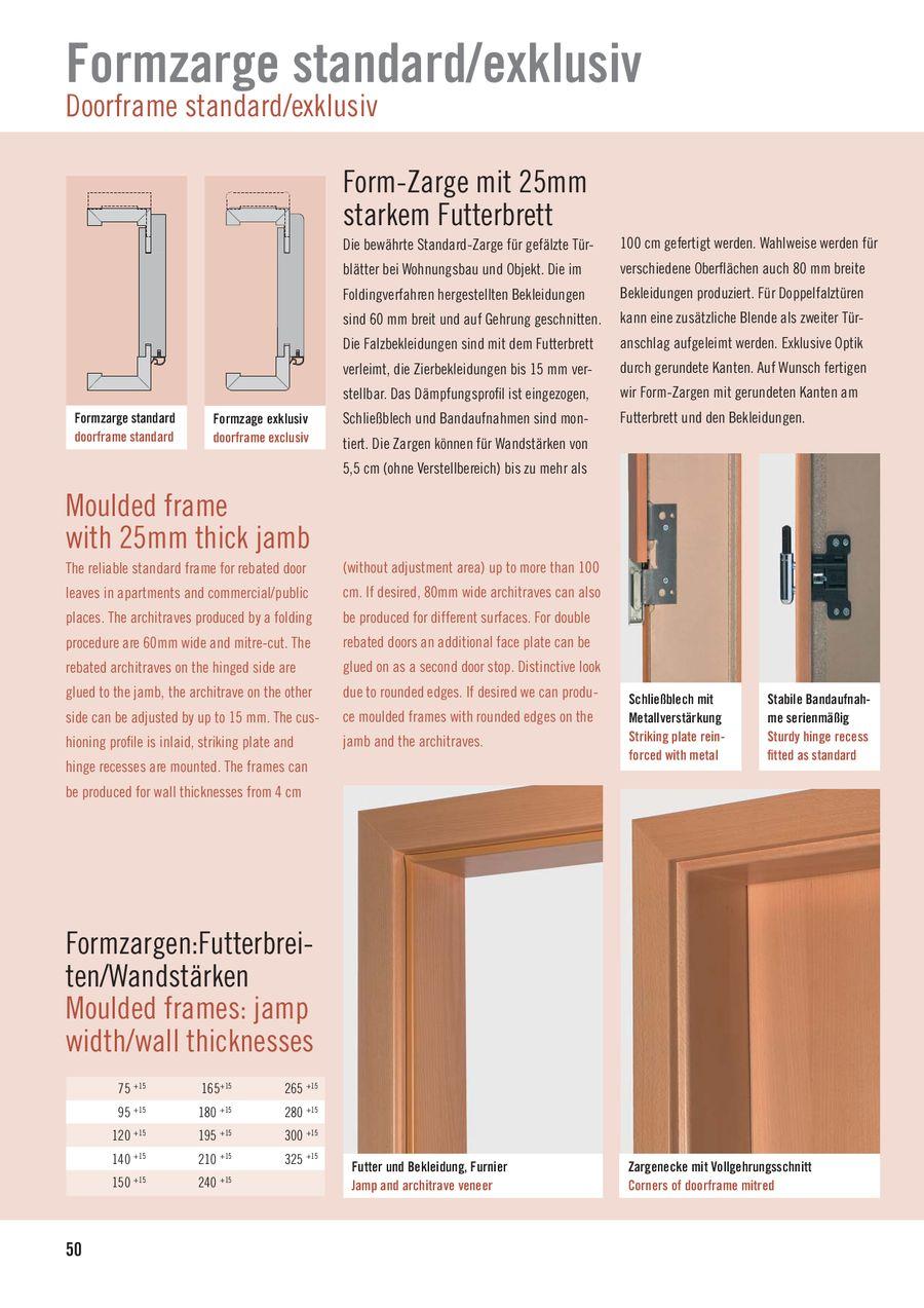 Seite 50 von Echtholz Türen