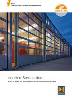 Industrie-Sectionaltore