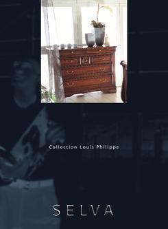 selva schlafzimmer in Collection Louis Philippe von SELVA