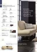 kopfst tze aufsteckbar f r sessel in sofas 2010 von koinor. Black Bedroom Furniture Sets. Home Design Ideas